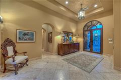 Luxury homes Sonoran Desert and mountain views