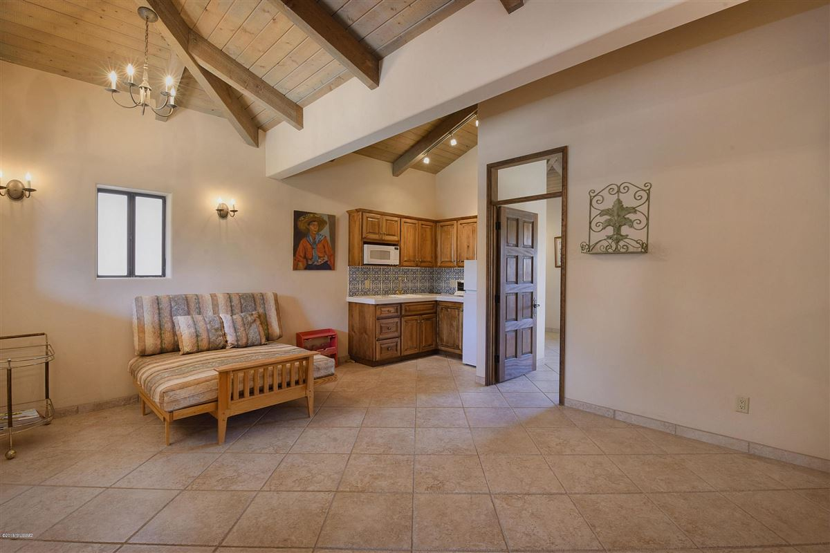 exclusive gated property in La Cholla Airpark luxury real estate