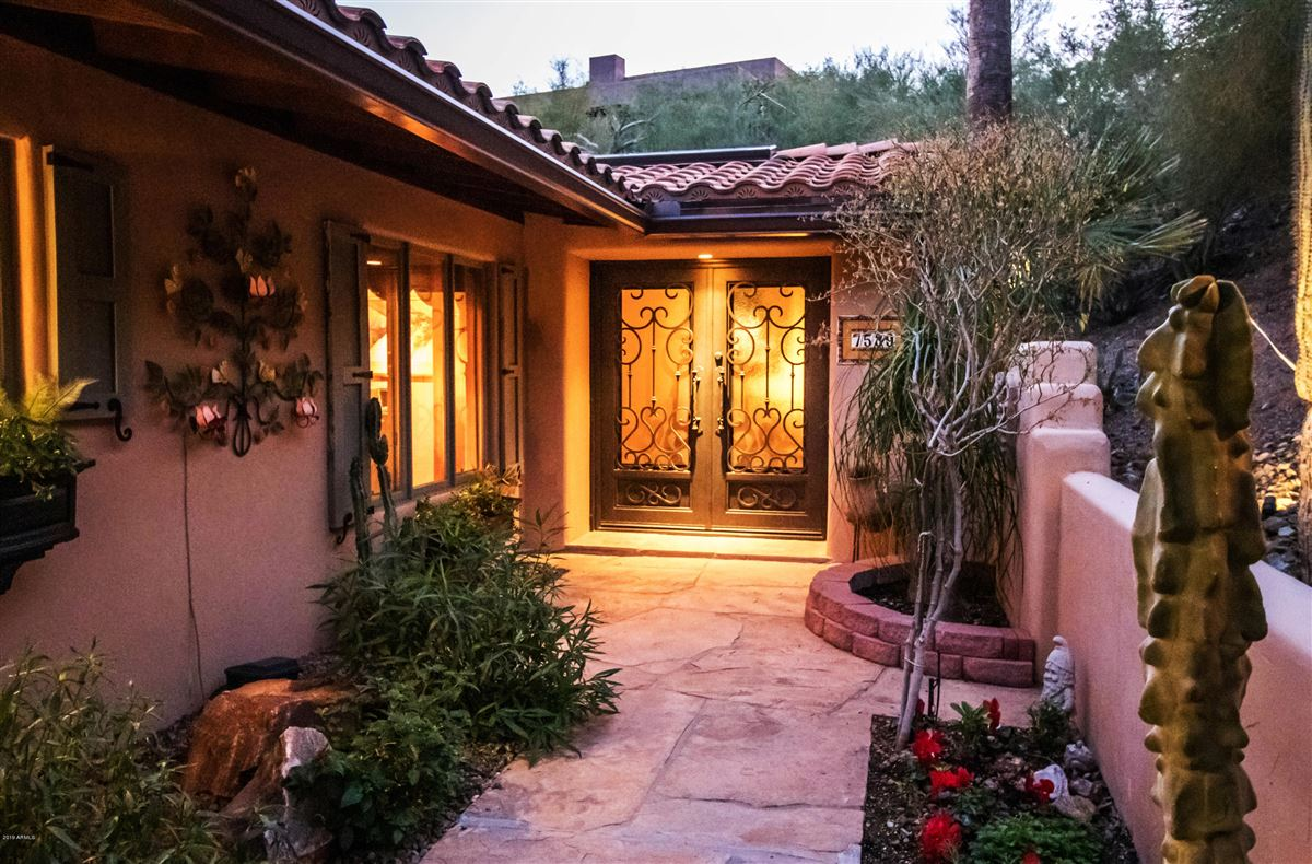 Luxury real estate guard-gated Clearwater Hills property