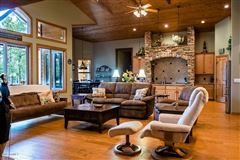 Luxury homes in Gorgeous single-level custom home on the fairway