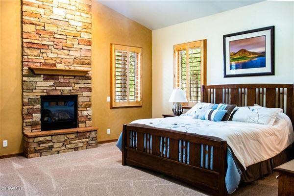 Luxury properties Gorgeous single-level custom home on the fairway