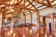 Mansions in Gorgeous single-level custom home on the fairway