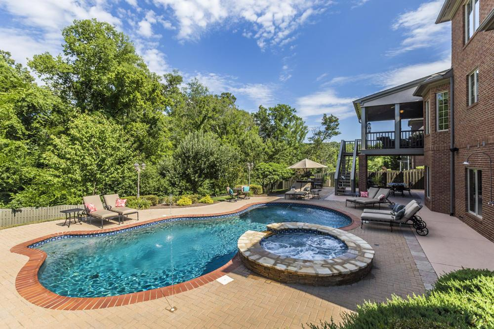 PRISTINE KNOXVILLE HOME luxury real estate