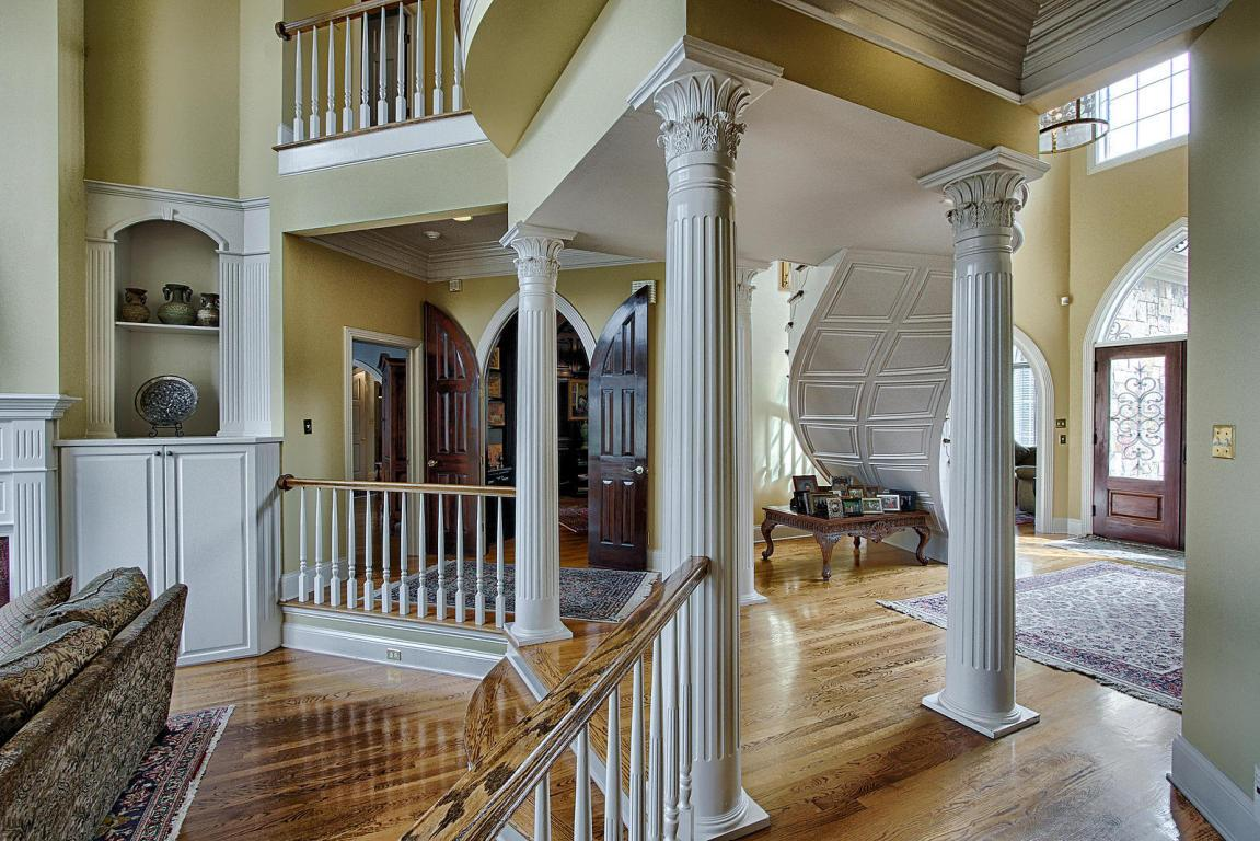 Mansions Beautiful custom built stone and stucco home