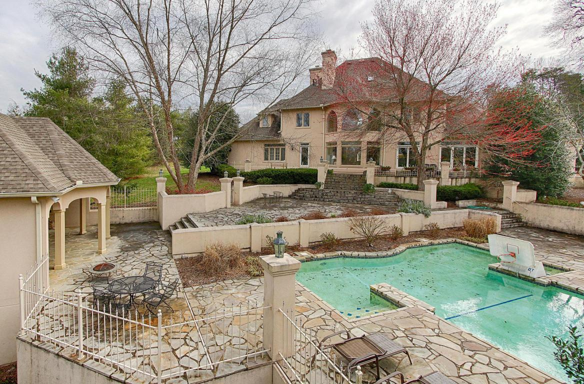 Luxury homes in Beautiful custom built stone and stucco home