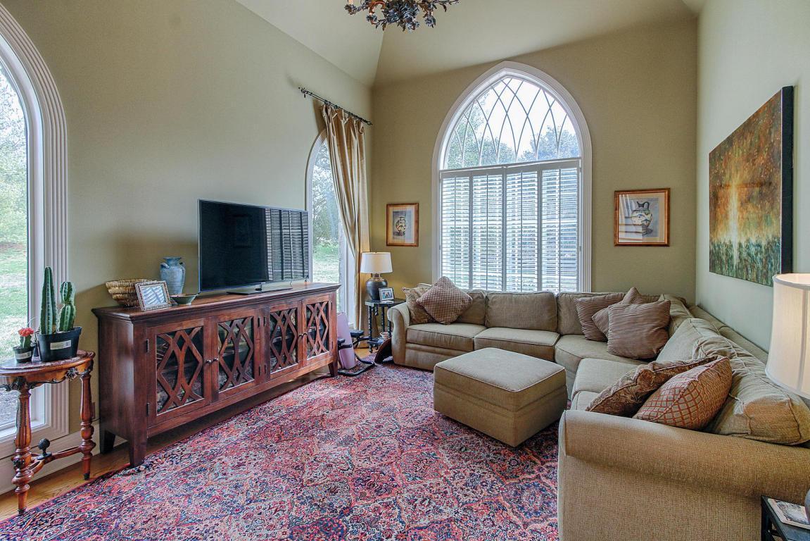 Luxury real estate Beautiful custom built stone and stucco home