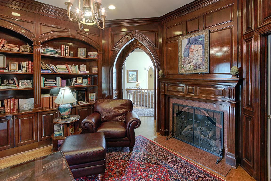 Beautiful custom built stone and stucco home luxury real estate