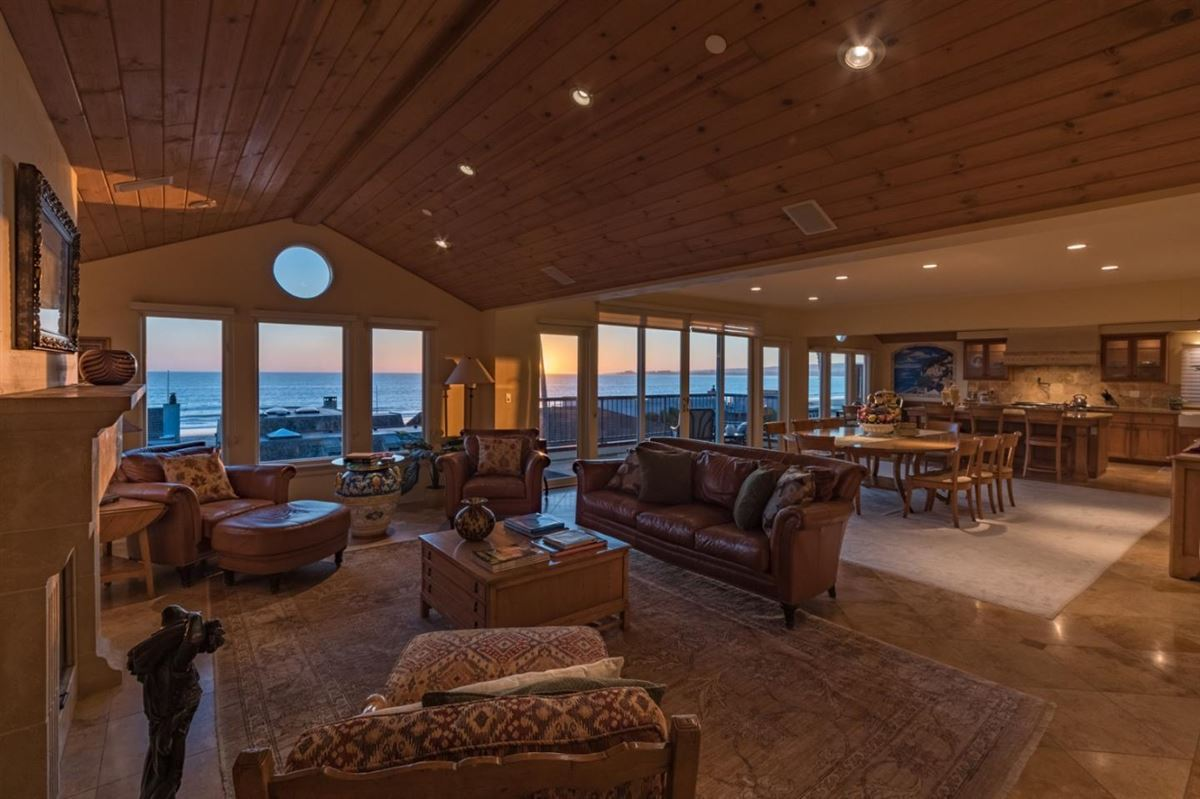 Ultimate Beach home luxury in aptos luxury real estate