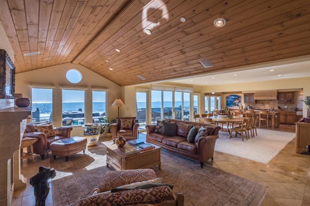 Ultimate Beach home luxury in aptos luxury properties