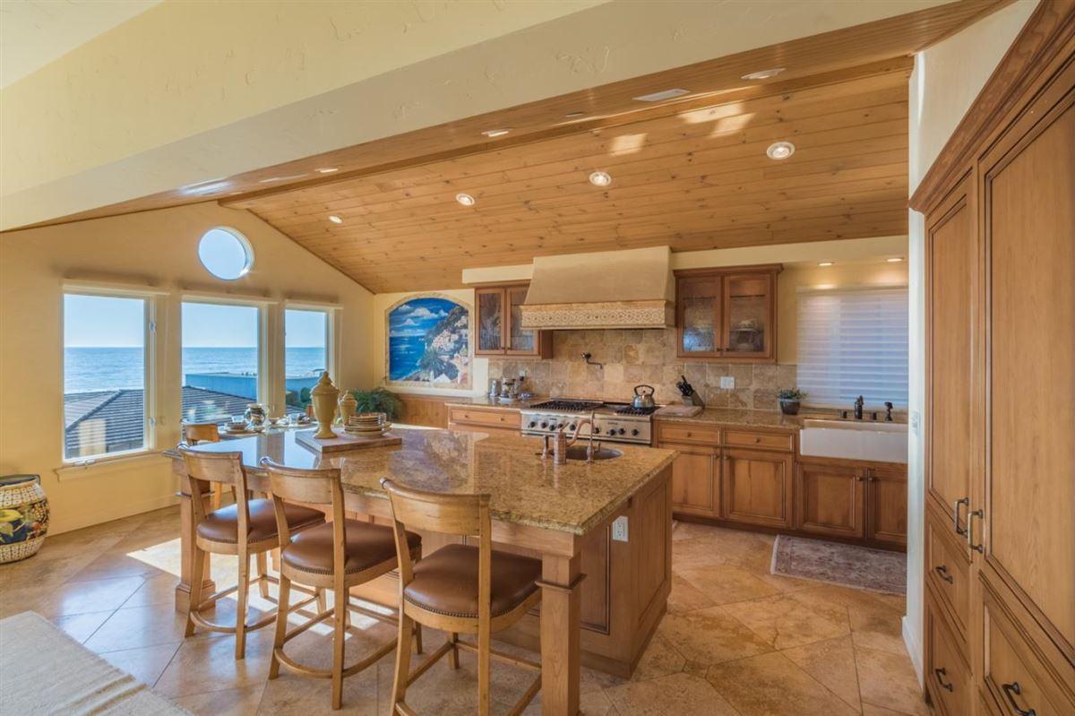 Luxury homes Ultimate Beach home luxury in aptos