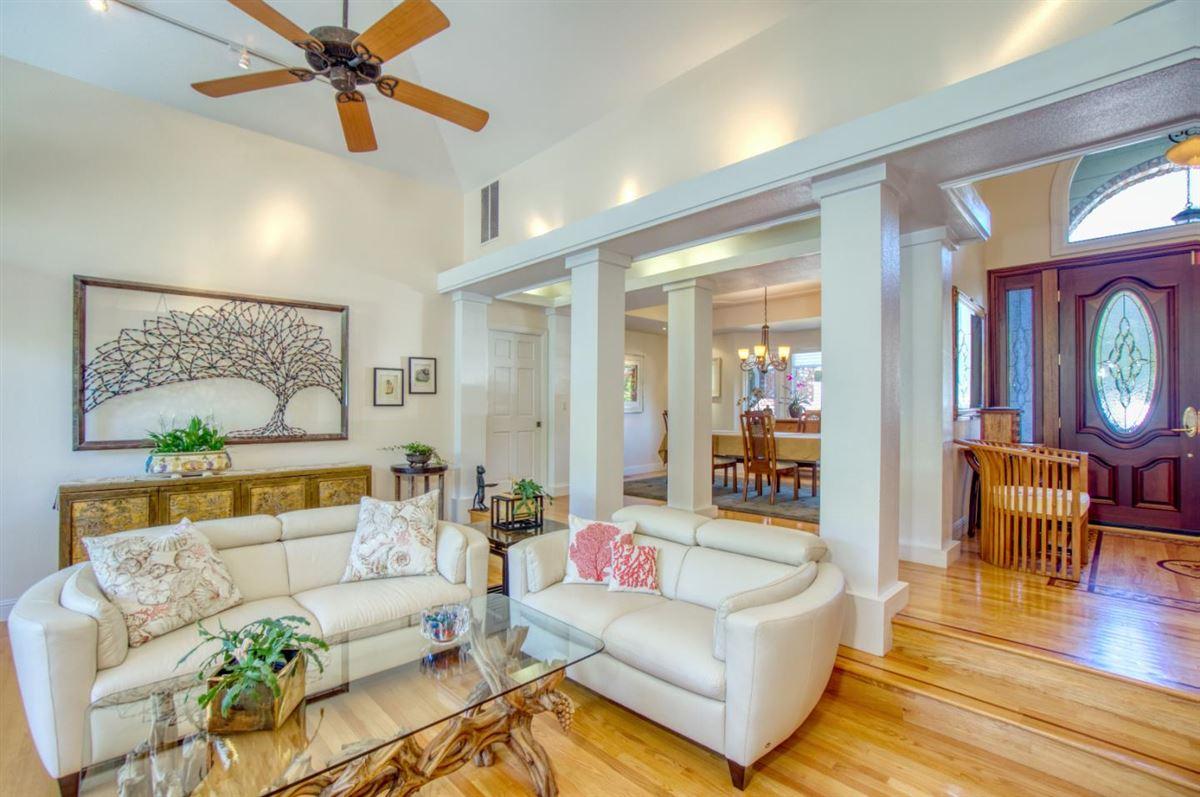 Luxury real estate home in Granite Creek Estates