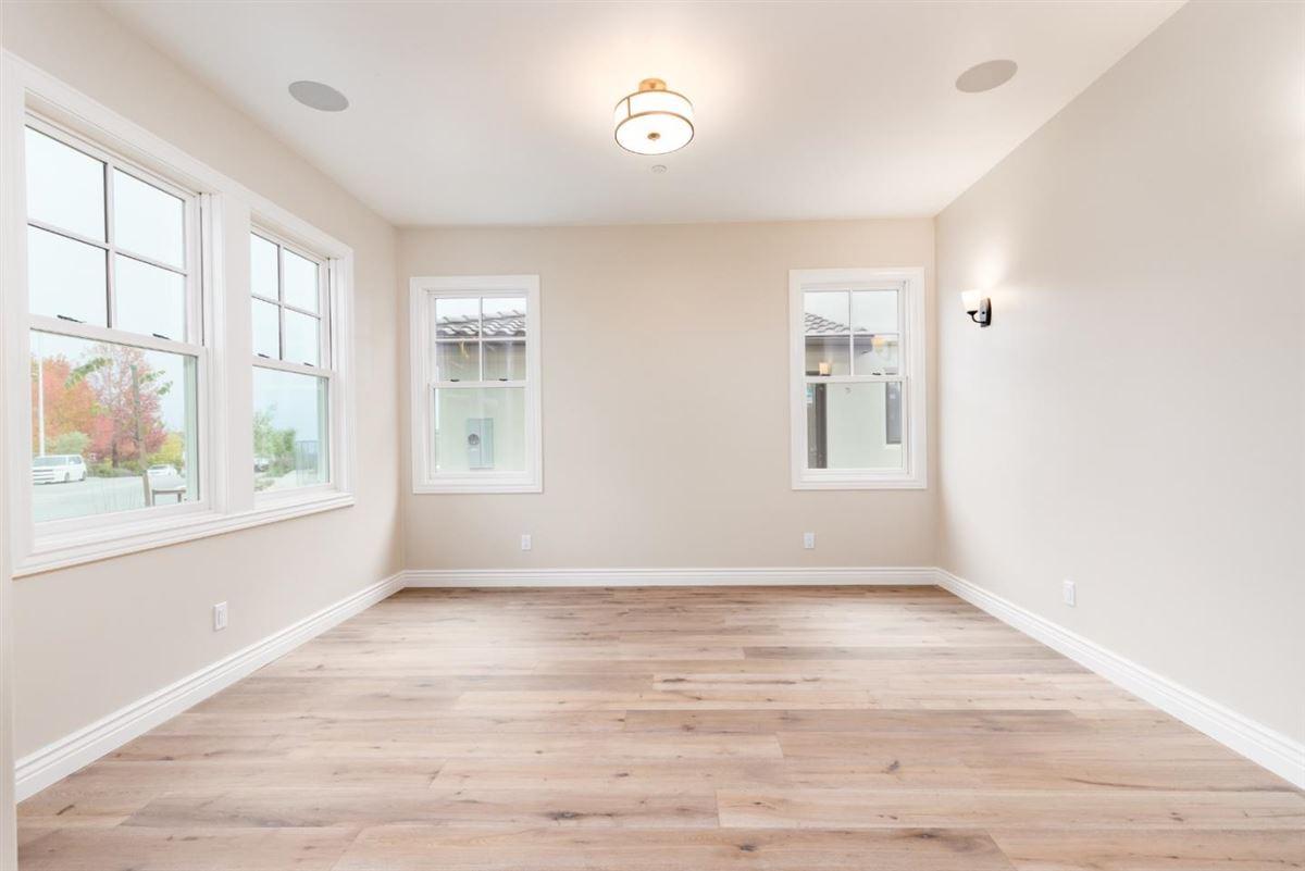 Luxury real estate new custom home in Benson Avenue Subdivision