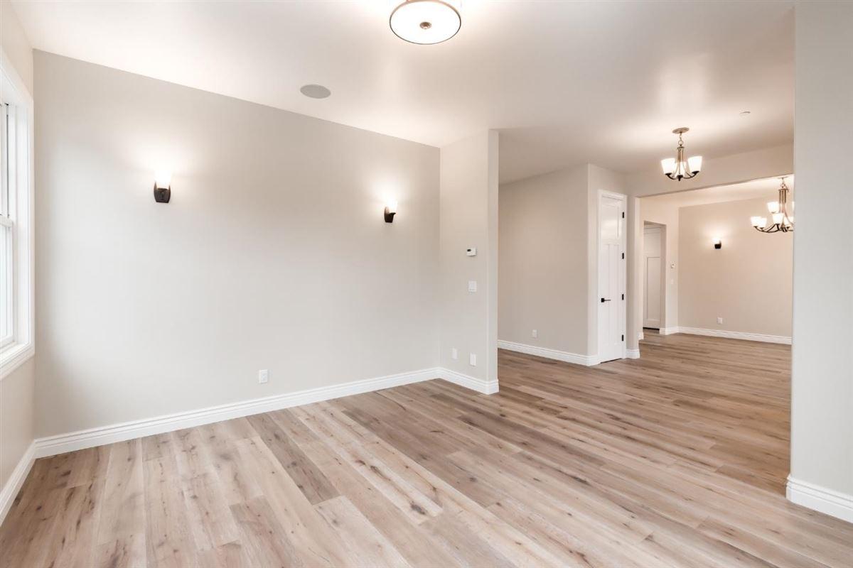 Luxury properties new custom home in Benson Avenue Subdivision