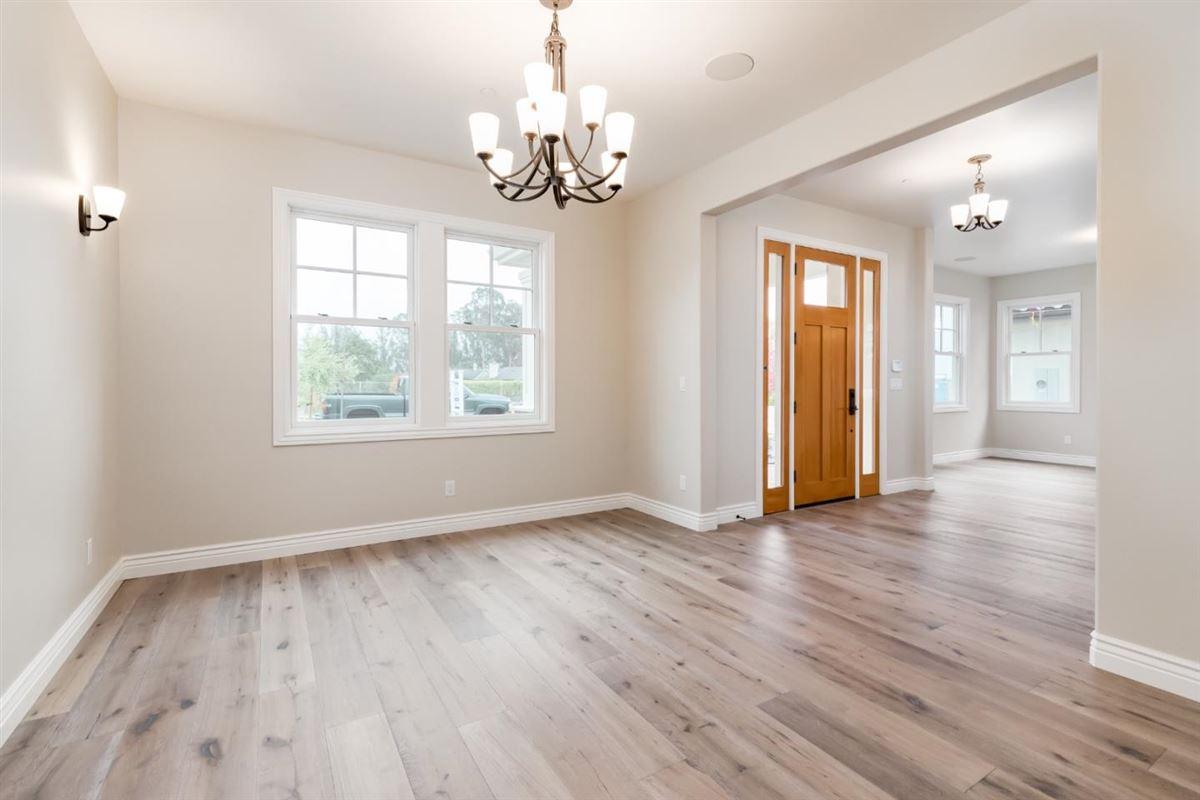 new custom home in Benson Avenue Subdivision luxury properties