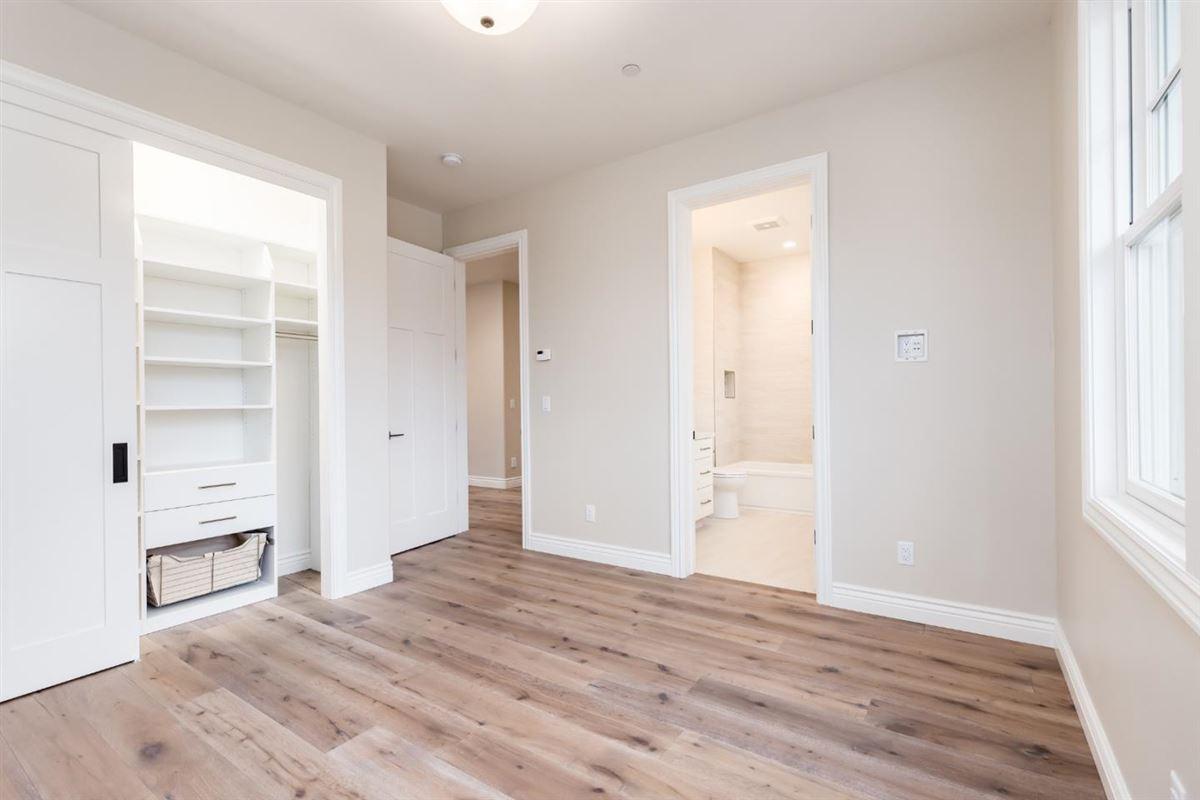 Luxury homes new custom home in Benson Avenue Subdivision