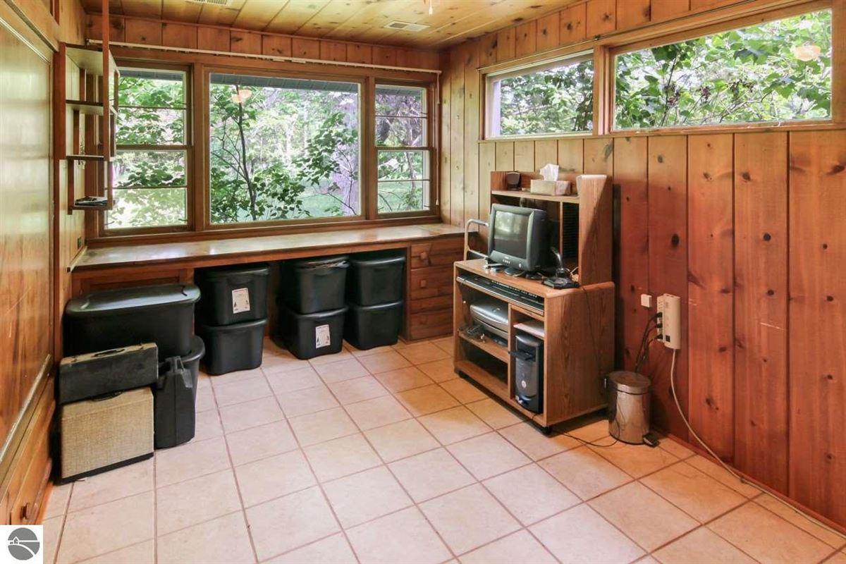 Luxury properties beautiful estate-size parcel in Glen Arbor