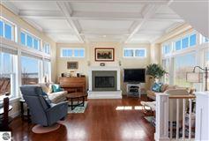 Luxury homes in Grayhawk estate with panoramic views