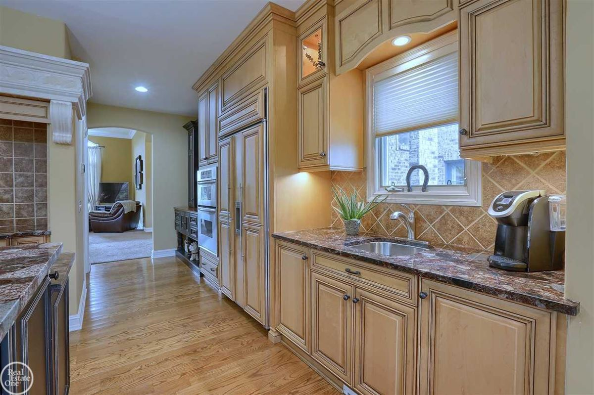 custom built French Country Manor  luxury properties