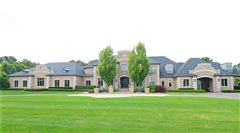 magnificent luxury estate in rochester luxury homes