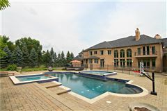 magnificent luxury estate in rochester mansions