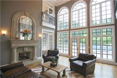 Luxury homes magnificent luxury estate in rochester