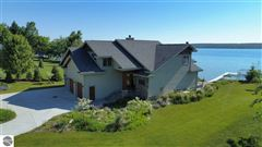 no detail overlooked in this Stunning Home on Torch Lake mansions