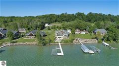 Luxury homes no detail overlooked in this Stunning Home on Torch Lake