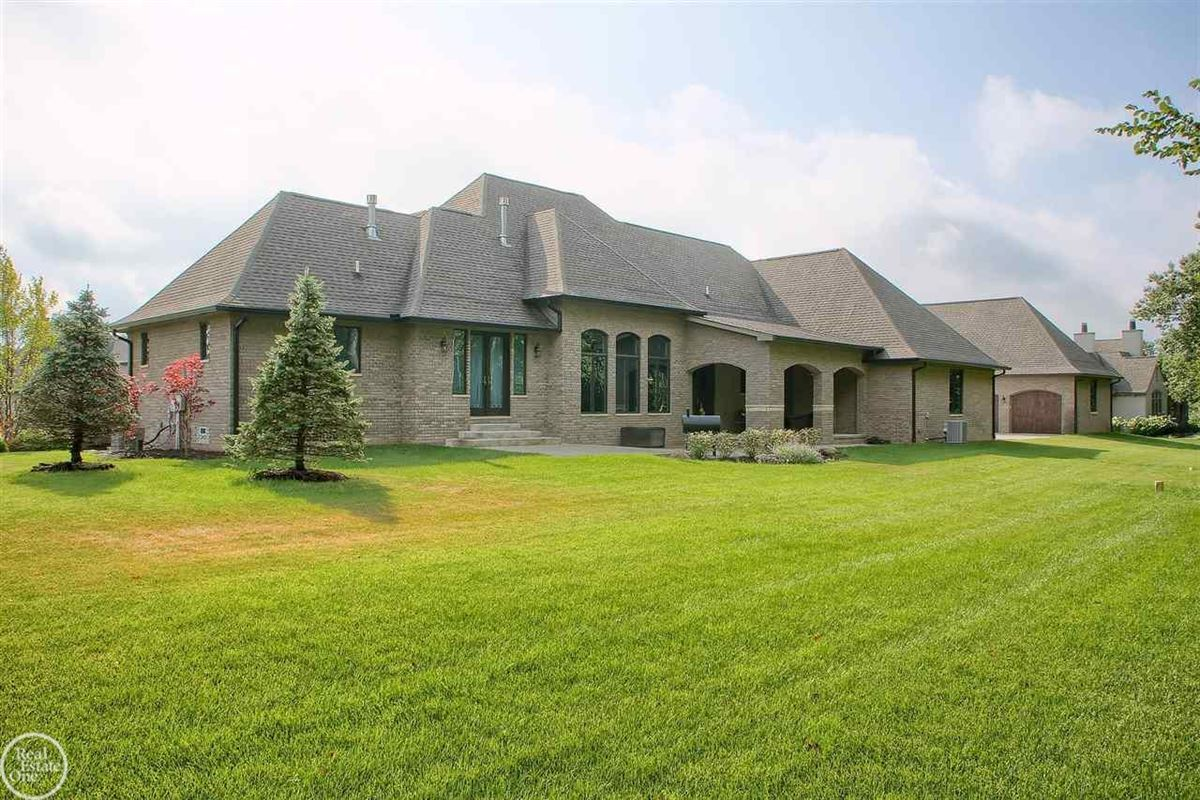 Luxury real estate ranch on over 2 private acres