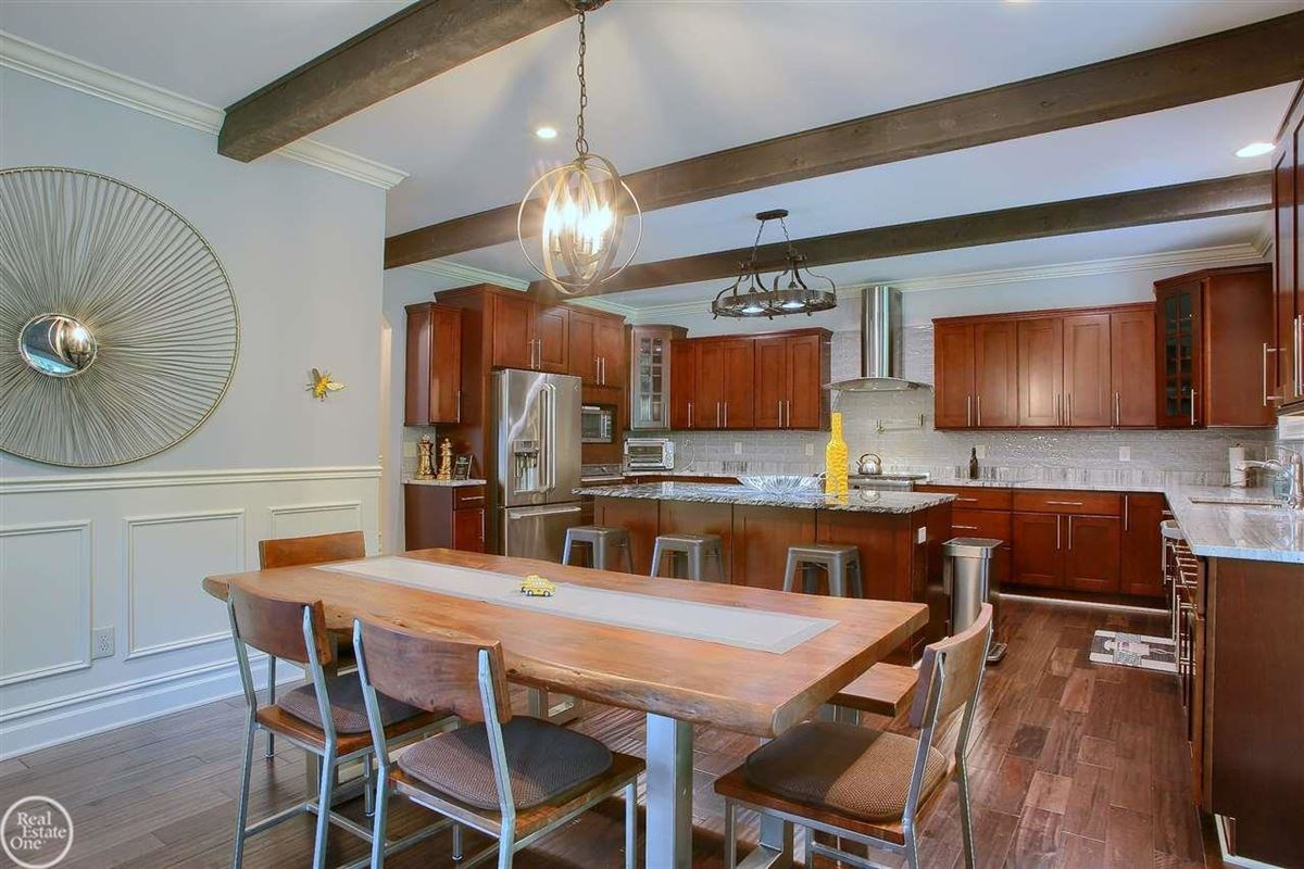 Luxury homes ranch on over 2 private acres