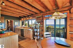 Luxury properties gorgeous house with views of West Bay