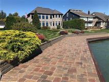 Luxury homes custom lakefront home with spectacular lake views