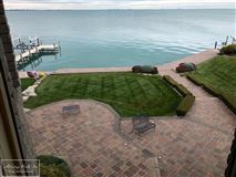 Mansions in custom lakefront home with spectacular lake views