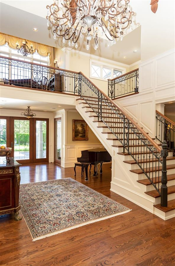 Luxury real estate thoughtfully designed home with casual elegance