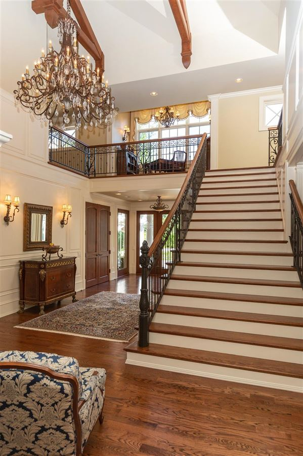 thoughtfully designed home with casual elegance luxury real estate