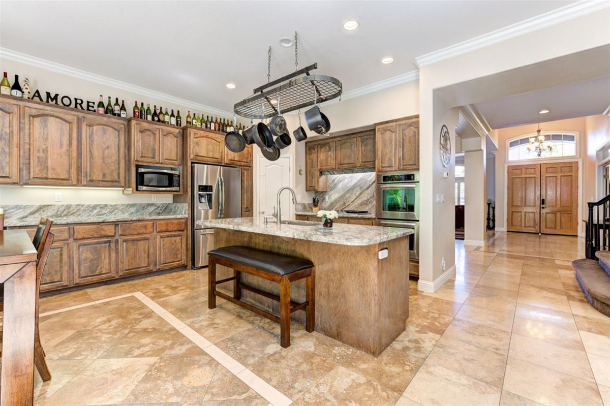 sought after Peacock Creek home luxury homes