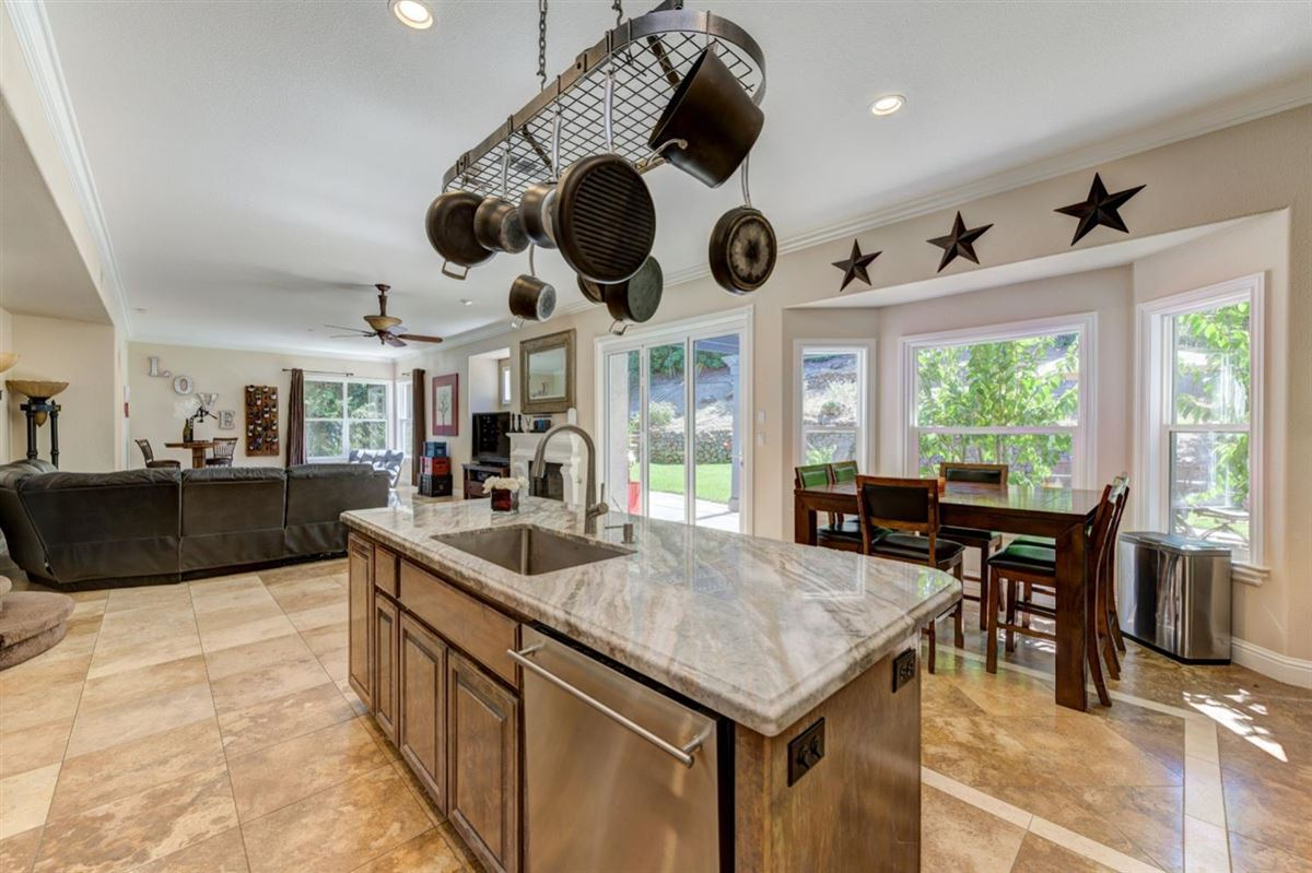 Luxury real estate sought after Peacock Creek home