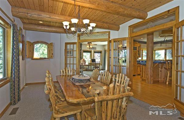 Carson River Retreat mansions