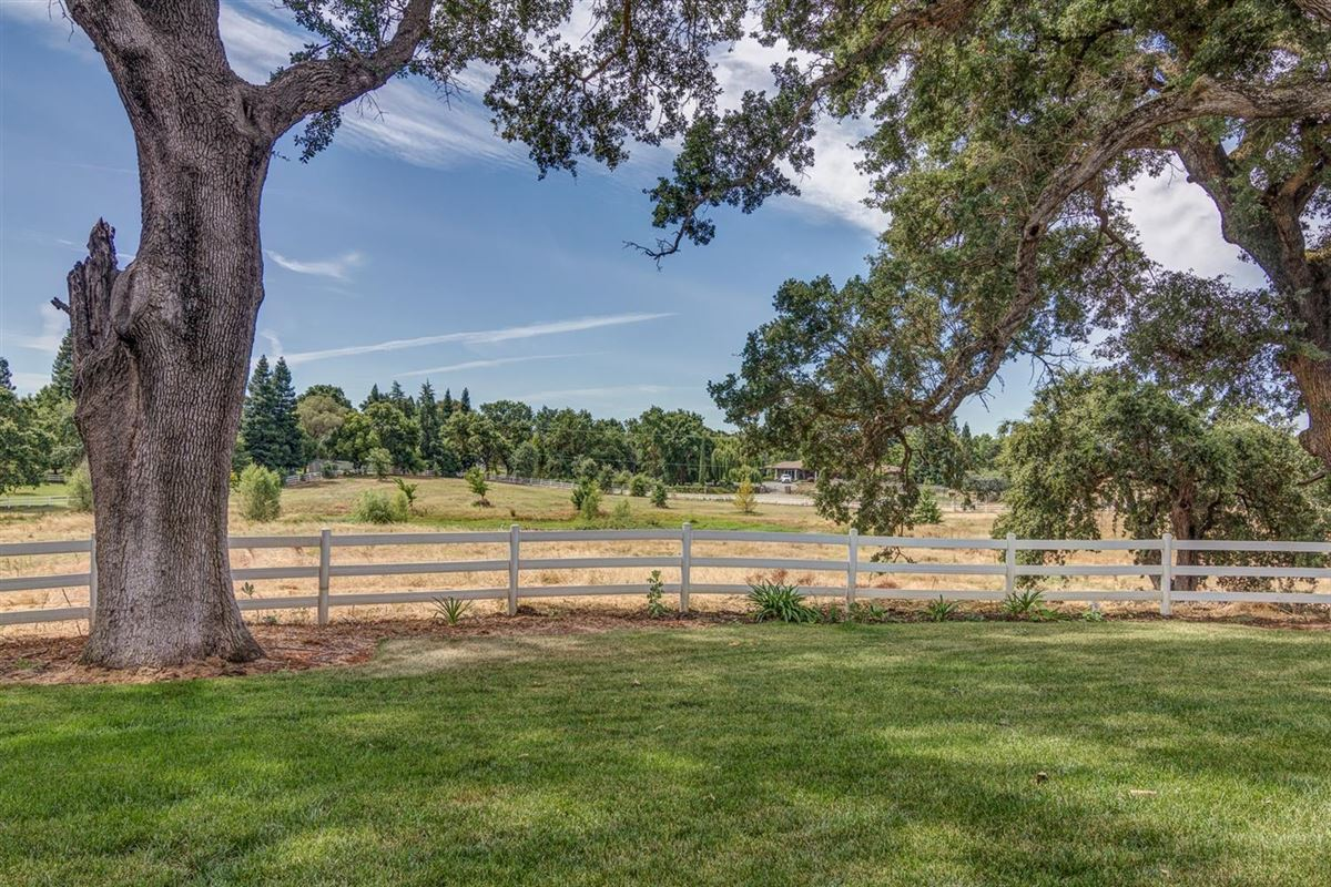 Luxury real estate Brand new Tuscan home on 10 beautiful horse property acres