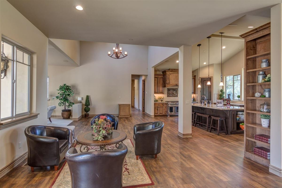 Brand new Tuscan home on 10 beautiful horse property acres mansions