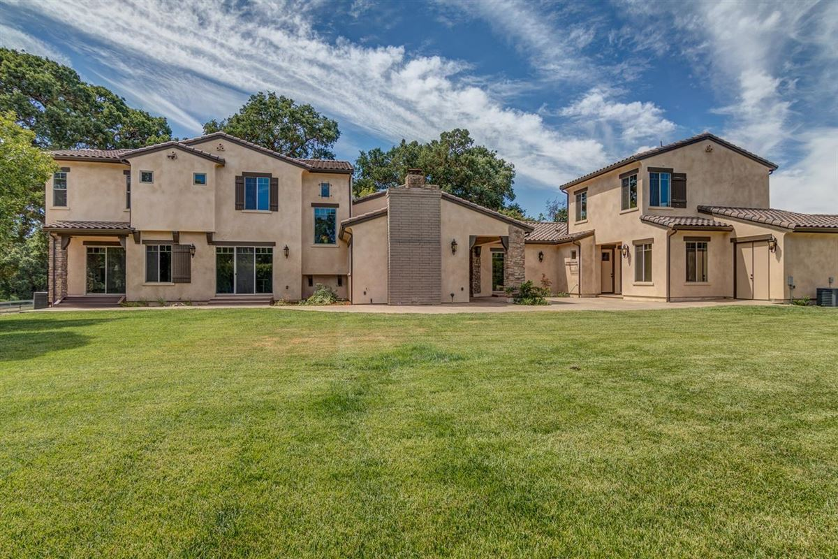Brand new Tuscan home on 10 beautiful horse property acres luxury properties