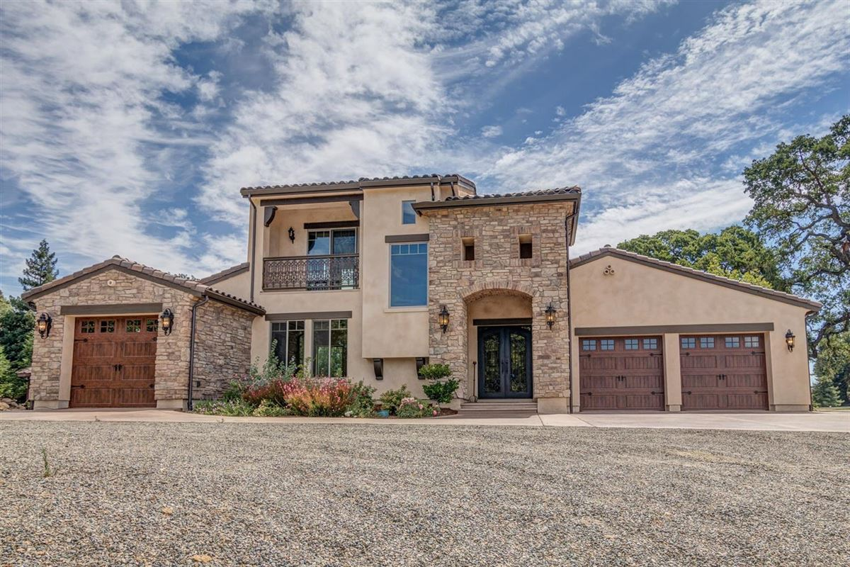 Brand new Tuscan home on 10 beautiful horse property acres luxury homes