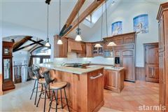 Luxury real estate Exceptional Lake View Tahoe mountain Home