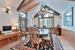 Luxury properties Exceptional Lake View Tahoe mountain Home
