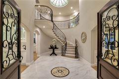 elegant new construction mansions