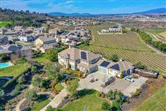 Luxurious vineyard estate luxury homes