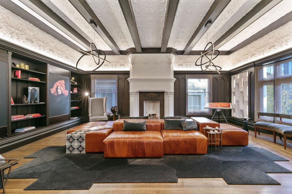 Luxury homes artfully reimagined Classic Revival Residence