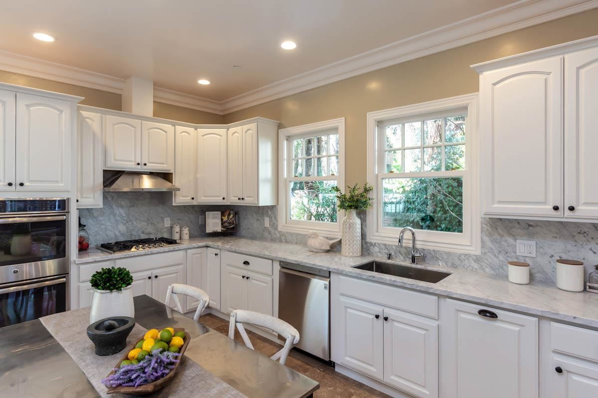 Luxury properties grand and historic palo alto residence