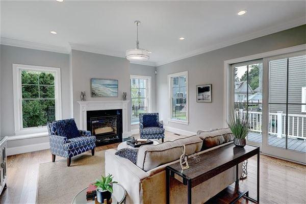 Brand new custom built Modern Farm House in prime East Side location luxury homes