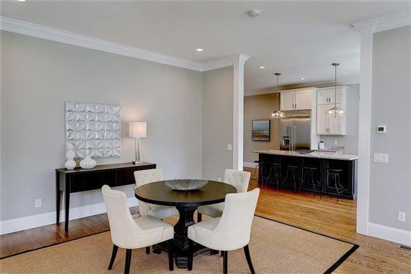 Brand new custom built Modern Farm House in prime East Side location luxury properties
