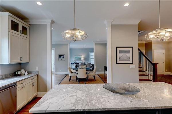 Luxury homes in Brand new custom built Modern Farm House in prime East Side location